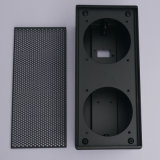 """Aluminiumlautsprecher-Kasten für """" Lautsprecher der Spalte-3 (JSC143.3.2)"""