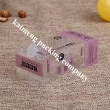 Материал коробки пакета оптовой продажи хорошего качества напечатанный пластмассой