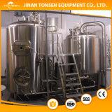 3500L por el día usado en el equipo automático de la cerveza del arte de la cervecería del hotel