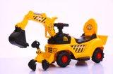 중국 아이들 장난감 장난감 트럭이 차 아기에 전기 인부 탐에 의하여 농담을 한다