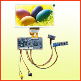 4.3 TFT LCD Bildschirmanzeige für industriellen Controller