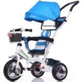 Populäres Multifunktionsdreirad des baby-2017, Baby-Spaziergänger 4 in 1 Dreirad