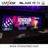 L'intérieur de haute qualité vidéo couleur P3.91 plein écran à affichage LED pour la location de l'événement