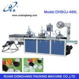 Couvercle en plastique de tasse de Donghang effectuant la machine