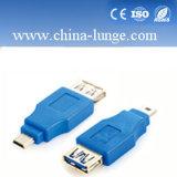 メス型コネクタへのHDMIのアダプターのコンバーターHDMIの男性へのHDMI