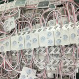 Quadrado 3 LEDs 2835 Módulo de LED de Injeção de ABS de Corrente Constante