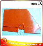 Riscaldatore 150c 380V 604.2W 650*200*2mm della gomma di silicone del riscaldatore del vulcanizzatore
