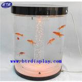 Tanque de peixes redondo plástico acrílico (BTR-S2020)