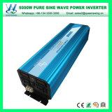 inversor puro da potência de onda do seno 5000W com indicação digital (QW-P5000)