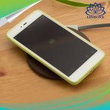 Teléfono inalámbrico ultracompacto la almohadilla de carga cargador para iPhone 7 para el iPhone 8 Best Buy