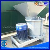 装置を押しつぶす動物肥料肥料の粉砕機