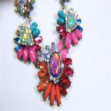 Conjunto hermoso de la joyería del collar de la pulsera del pendiente de la joyería de la manera de la resina del nuevo item