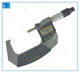 Micrómetro electrónico de Digitaces de la prueba del agua IP65 (3 botones)