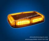 M139 Noodsituatie Lightbar van de LEIDENE Waarschuwing van de Stroboscoop de Mini met Opgezette Magneet