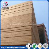 5mm 18mm One / Two Side Laminado Melamina MDF Board para móveis