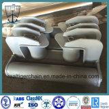 CB*3062-79 canalización marina del rodillo de la amarradura tres con el certificado