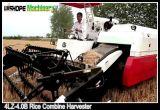 Vietnam exporté moissonneuse-batteuse de riz de bonne qualité sur la vente