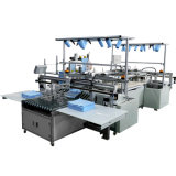 Hoge snelheid 60-100 M / Min Loom bands Towel Making Machines voor de detailhandel