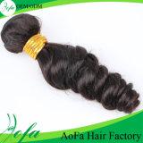 جيّدة سعر [أونبروسسّد] عذراء شعر [هومن هير] طبيعيّ أسود [برزيلين]