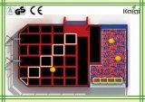 신체 건강을%s Kaiqi Trampoline 및 상점가, 실내 운동장, 테마 파크에 있는 아이들 Amsuement