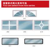 Les frais généraux de porte de garage sectionnelles automatiques avec Windows