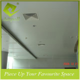 粉のコーティング150mmwのアルミニウム装飾的なストリップの天井のタイル