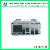 高周波300W純粋な正弦波太陽インバーター(QW-P300)