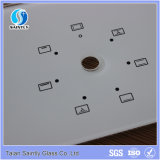 4mm Extra White Tempered High Temperature Glass for Door