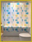 Clown-Fische PEVA imprägniern Duschvorhang für Badezimmer