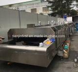 Máquina de congelamento rápido / refrigeração de nitrogênio líquido de camarão