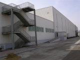 Vertified: Vorfabrizierte Zwischenlage-Panel-Stahlrahmen-Zelle, die 731 aufbaut