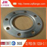 Le zinc ANSI B16.5 150# sur le tuyau bride Fifting de patinage