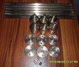 CNC de la alta calidad que da vuelta con las piezas de metal