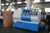 S46 Precision Flat Bed Metal Horizontal CNC Lathe Machinery