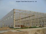 アフリカの市場の鉄骨構造の研修会のために設計されている