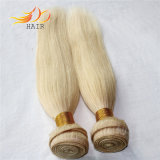工場価格のベトナムのRemyの人間の毛髪のブロンドの薄い色の毛のよこ糸