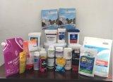 Productos químicos del tratamiento de aguas de la piscina
