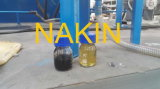 黒いエンジンオイルの回復システム蒸留の原油