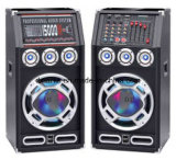 New Arrival Dual 8 Inch bluetooth Prefessional Karaoke Speaker