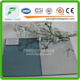 glace teintée noire en verre en verre de 5mm Reflecitve/construction/guichet