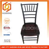 Présidence d'acajou de Chiavari de résine de meubles commerciaux