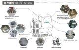 Сбывания фабрики. тепловозный комплект генератора 50kVA