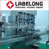 Imbottigliatrice liquida lineare automatica del detersivo di lavanderia