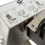 120VAC Wafel Baker van België van de Plaat van de Machine van het Baksel van het toestel de Vierkante
