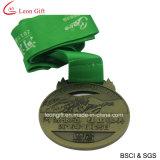 Изготовленный на заказ спорты сплава металла медаль (LM10051)