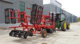 4,3 mètres de la préparation du sol d'aile de la machine de pliage