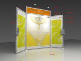 展覧会(DY-W-017)のための携帯用背景幕の表示旗の立場
