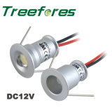 luz al aire libre del proyector IP65 LED de 1W 12V 24V LED