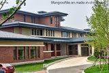 Строительные материалы, испанский случай проекта плитки крыши, толь глины сделанный в Китае