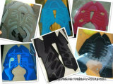 De plástico/PVC/couro/tecido máquina de soldar de alta freqüência para calçados tornando